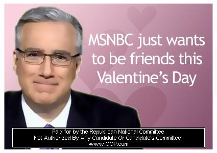 GOP Valentine's Day Cards