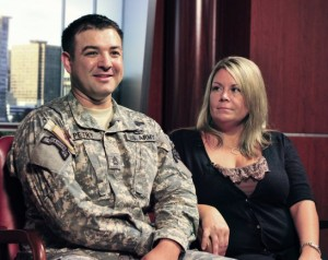 MoH recipient MSG Leroy Petry has his MoH license plate stolen
