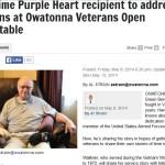 Harold Walkner article