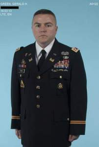 Lt. Col. Gerald H. Green III