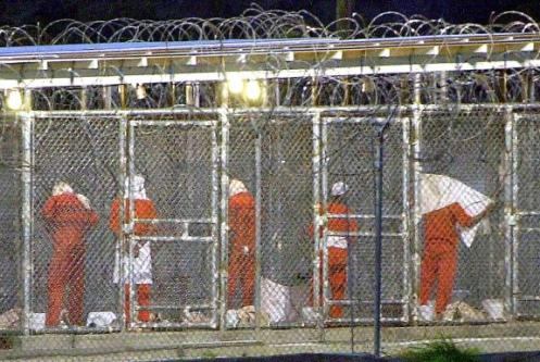 Terrorist prisoners at Gitmo are getting the COVID vaccine before you
