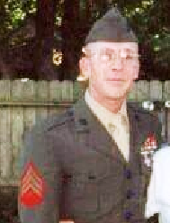 Burl Casey Taylor USMC