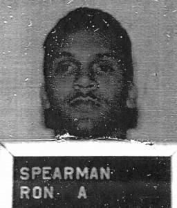 Ron Spearman ID card photo