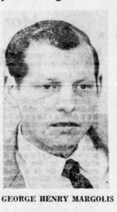 George Henry Margolis - Candidate 1