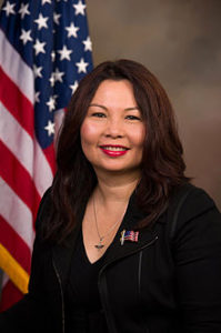 Senator Duckworth Roils the Political Waters