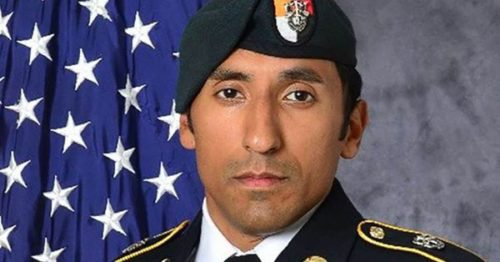 Navy SEAL Gets 10 Years for His Role in Green Beret's Death