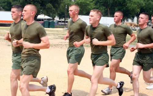 Top Marine: Current Physical Fitness Test Cancelled