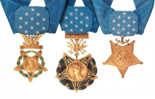 Russian identity thieves steal Medal of Honor recipients' names to fleece AAFES