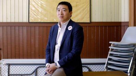 Andrew Yang, Upstart Democratic Presidential Candidate