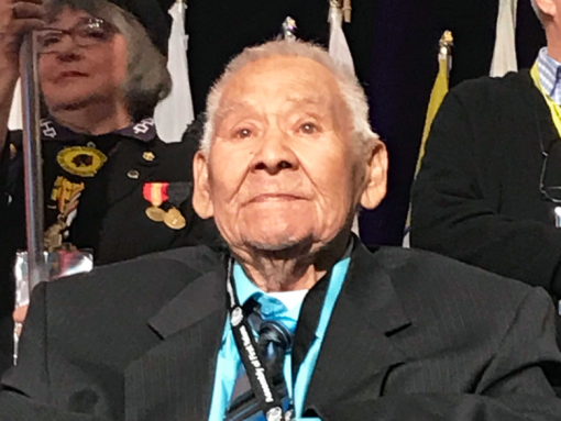 Last surviving Mohawk code talker from WWII, Louis Levi Oakes, dies at 94