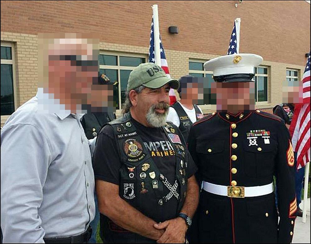 Jeff Treu – Fake Marine Corps Veteran : This ain't Hell, but