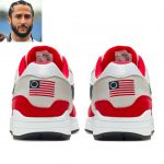 Colin Kaepernick Claims Nike Shoes With Betsy Ross Flag as Offensive