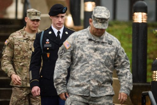 The Army is considering overturning Bowe Bergdahl's sentence- UPDATE