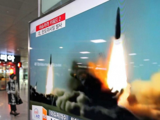 North Korea Conducts Second Missile Launch in Less than a Week