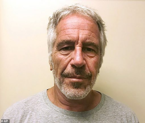 Jeffrey Epstein dead from apparent suicide in Manhattan jail cell