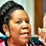 Sheila Jackson Lee Confuses AR-15 for 10 Moving Boxes and a Heavy Machine Gun