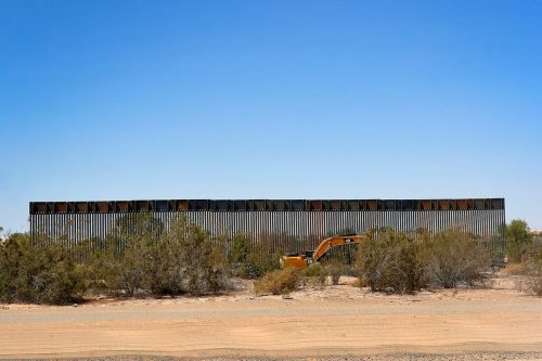 Supreme Court to hear case over use of DoD funds for Trump border wall