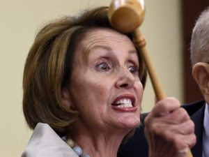 Pelosi Goes SIBLDAM!