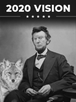 Trump as Lincoln 01
